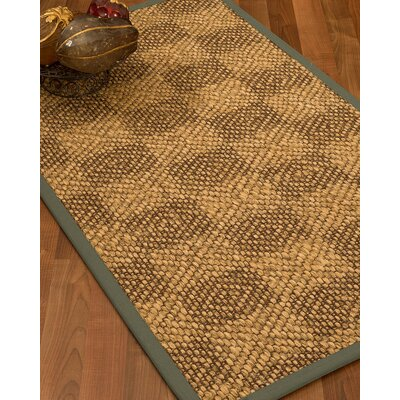 Hearne Hand Woven Brown Area Rug Rug Size: Rectangle 3 X 5