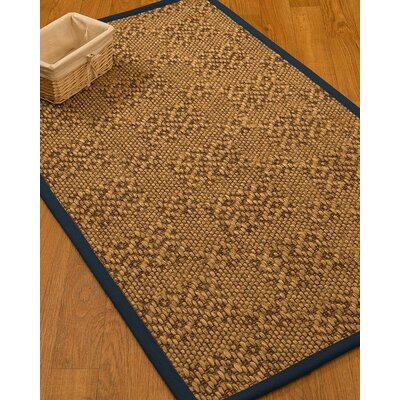 Camile Hand Woven Copper Area Rug Rug Size: Rectangle 3 X 5