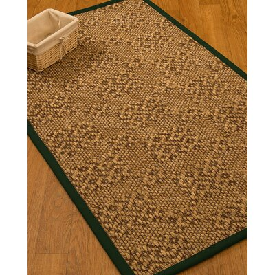 Camile Hand Woven Copper Area Rug Rug Size: Rectangle 4 X 6
