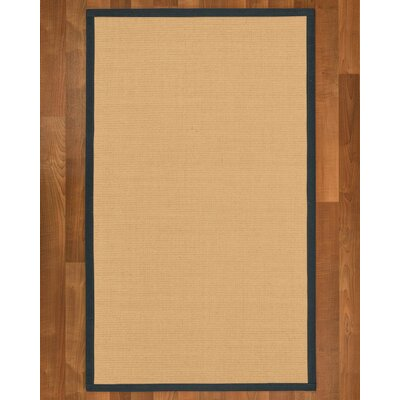 Rupendra Hand Woven Beige Area Rug Rug Size: Rectangle 3 X 5