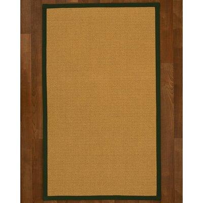 Coleridge Sisal Moss Area Rug Rug Size: 3 X 5