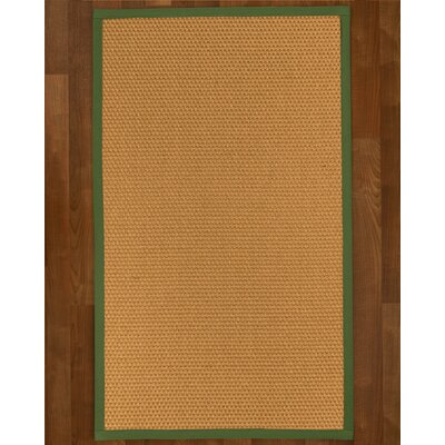 Shauntel Hand-Woven Beige Area Rug Rug Size: Rectangle 6 X 9