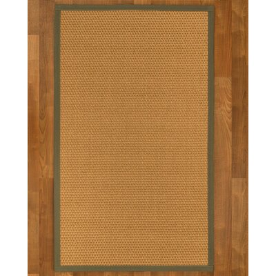 Shauntel Hand-Woven Beige Area Rug Rug Size: Rectangle 3 X 5
