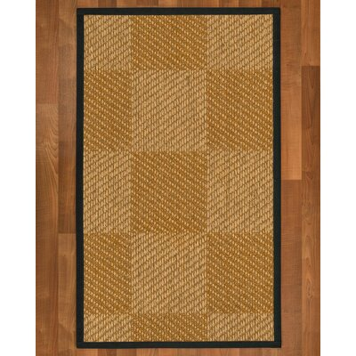 Adley Hand-Woven Beige Area Rug Rug Size: Rectangle 2' X 3'