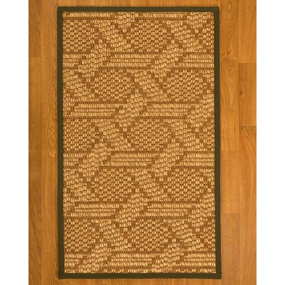 Aalin Hand Woven Brown Area Rug Rug Size: Runner 26 x 8