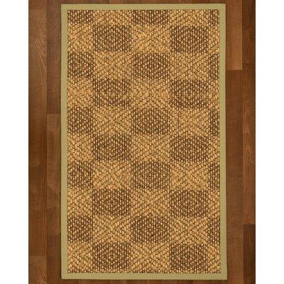 Hearne Sisal Sand Area Rug Rug Size: 8 X 10