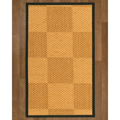 Luhrmann Hand Woven Beige/Brown Area Rug Rug Size: Rectangle 12 x 15