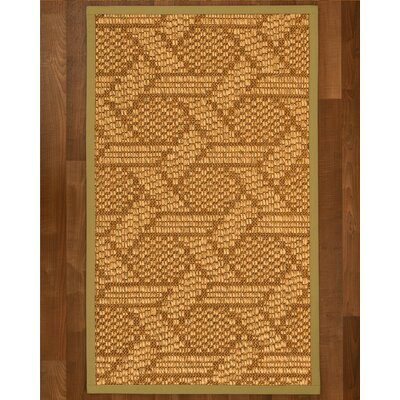 Aalin Hand-Woven Beige Area Rug Rug Size: Rectangle 12 x 15