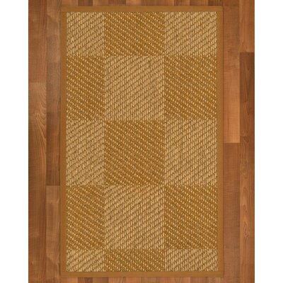 Adley Hand-Woven Beige Area Rug Rug Size: Rectangle 3 X 5