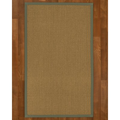 Loehr Hand Woven Brown Area Rug Rug Size: Runner 26 x 8