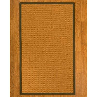 Bullen Sisal Malt Area Rug Rug Size: 4 X 6