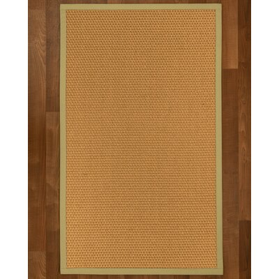 Shauntel Hand-Woven Beige Area Rug Rug Size: Rectangle 9 X 12