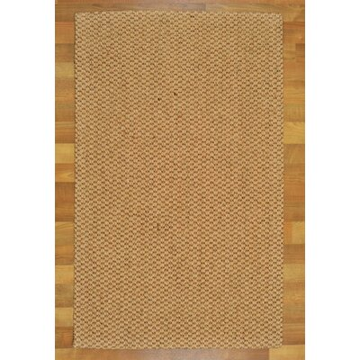 Sisal Stateroom Rug Rug Size: Rectangle 4 x 6