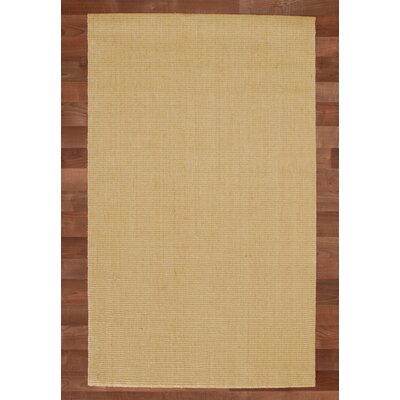 Sisal Elements Rug Rug Size: Rectangle 4 x 6