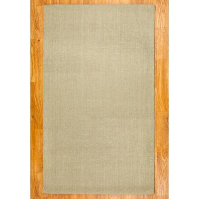 Sisal Empire Rug Rug Size: Rectangle 4 x 6