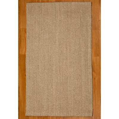 Sisal Josephine Rug Rug Size: Rectangle 5 x 8