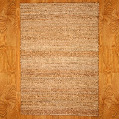 Dhalia Tan Area Rug Rug Size: Rectangle 8 x 10