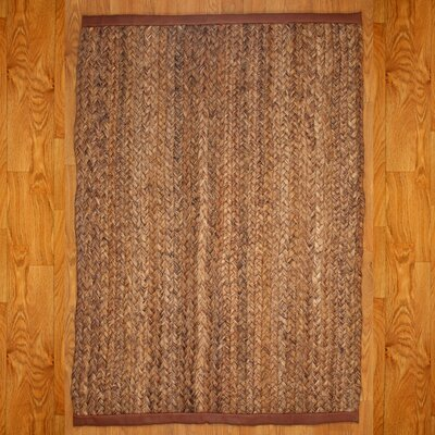 Abaca Treasure Area Rug Rug Size: 8 x 10