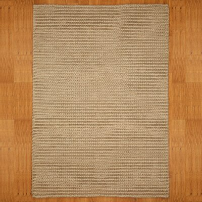 Almond Hamilton Area Rug Rug Size: Rectangle 6 x 9