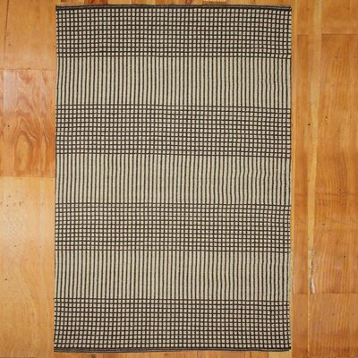 Brown/Tan Aurora Area Rug Rug Size: Rectangle 8' x 10'