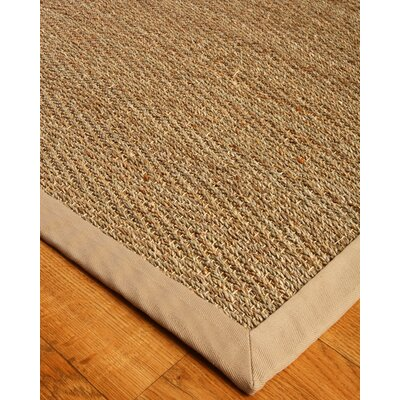 Seagrass Four Seasons Sage Rug Rug Size: 6 x 9