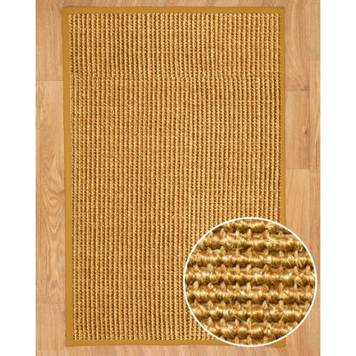 Moda Solid Rug Rug Size: Rectangle 4 x 6