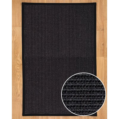 Torino Solid Rug Rug Size: Rectangle 8 x 10