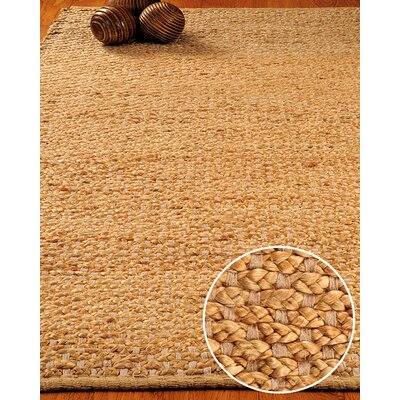 Notting Hill Tan Area Rug Rug Size: Rectangle 6 x 9