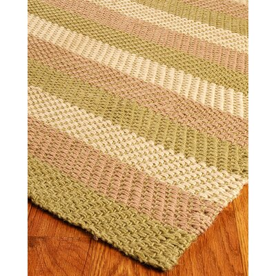 Jute Midtown Area Rug Rug Size: Rectangle 8 x 10