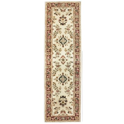 Drexel Heritage Hand-Tufted Beige/Brown Area Rug