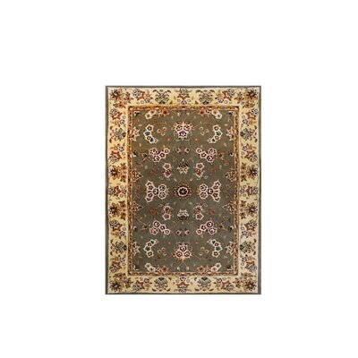 Drexel Heritage Hand-Tufted Beige/Brown Area Rug Rug Size: 3 x 46