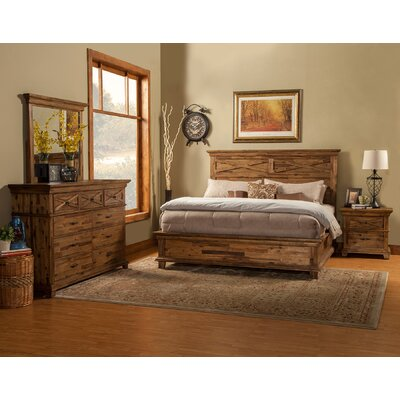 St. James Platform Configurable Bedroom Set