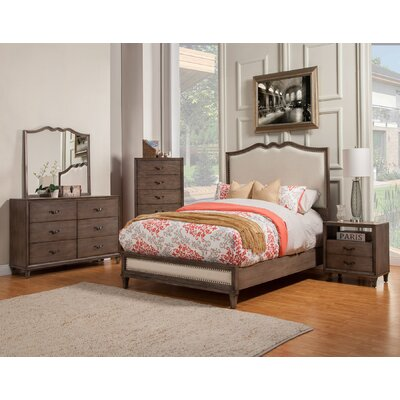 Charleston Panel Customizable Bedroom Set