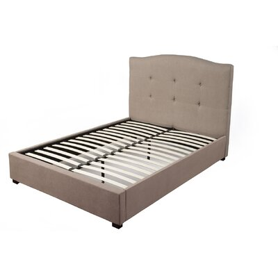 Amanda Platform Bed Size: California King