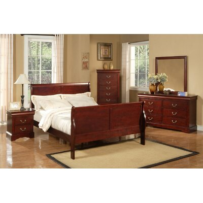 Queen Sleigh Bedroom Sets