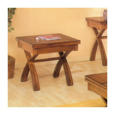No credit check financing Amador End Table...