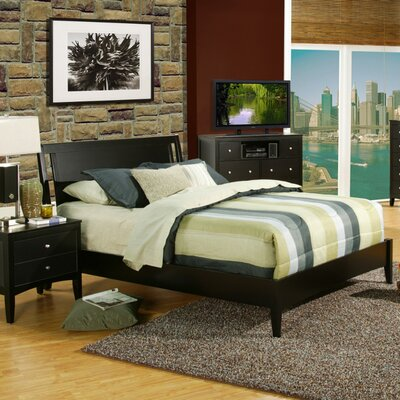 Lease to own Vista Panel Bed Size: California Ki...