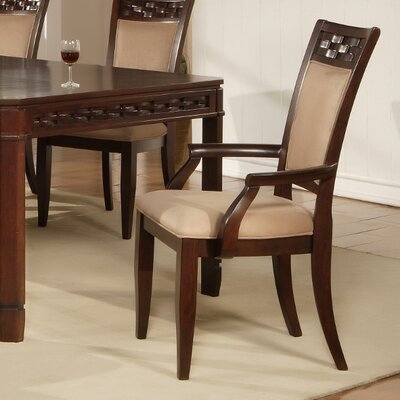 alpine furniture ashland weave style side chair with