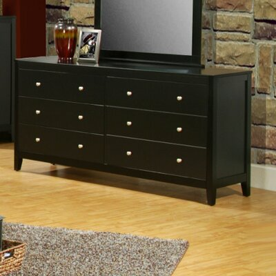 Bad credit financing Vista 6 Drawer Dresser...