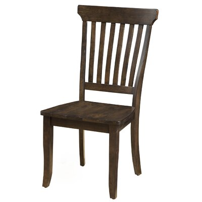 Buenrostro Solid Wood Dining Chair (Set of 2)