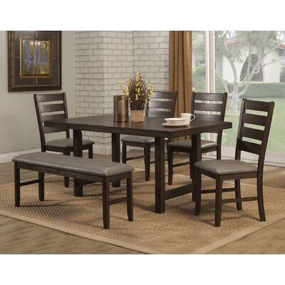 Weld 6 Piece Dining Set