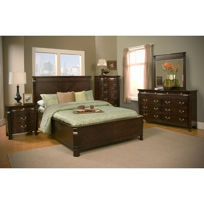 Windsor Panel Bed