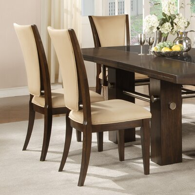 Low Price Alpine Furniture Beverly Side Chair (Set of 2)