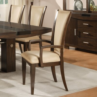 Low Price Alpine Furniture Beverly Arm Chair (Set of 2)