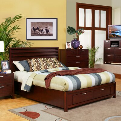 Garfield Platform Bed