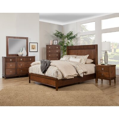 Sanmiguel Panel Configurable Bedroom Set