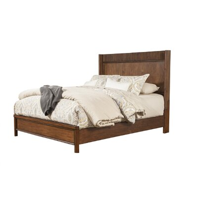 Sanmiguel Panel Bed Size: King