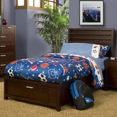 Image of Camarillo Youth Platform Bed Size: Twin (QAA1548_7364086)