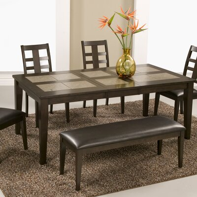 Alpine Piedmont Dining Table (3 Pieces)