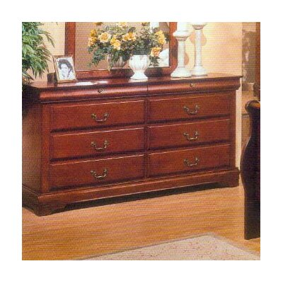 Furniture financing Louis Philippe 8 Drawer Dresser...